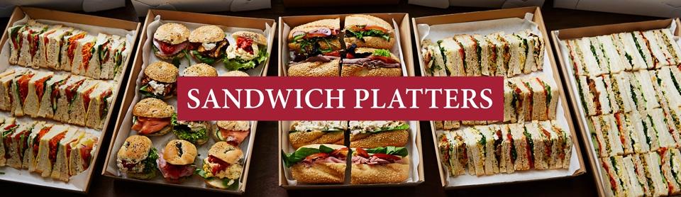 Sandwich Catering Platters