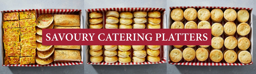 Savoury Catering Platters
