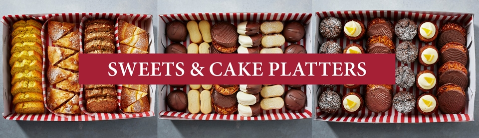 Sweets & Cakes Catering Platters