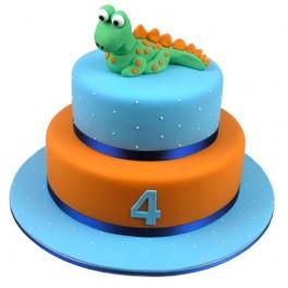 Dinosaurus Cake | Tuggl