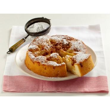Apple Crumble Teacake