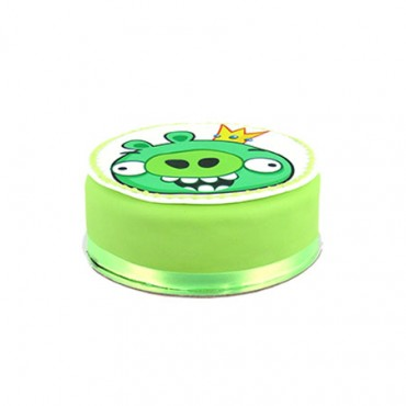 Angry Birds King Pig mud cake - Small