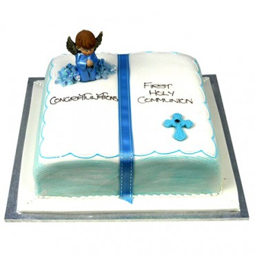 Prayer Book Cake - Square