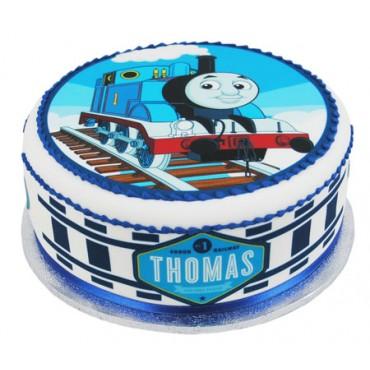 Thomas the Tank Engine Round cake - Small