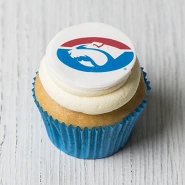 Western Bulldogs Cupcakes