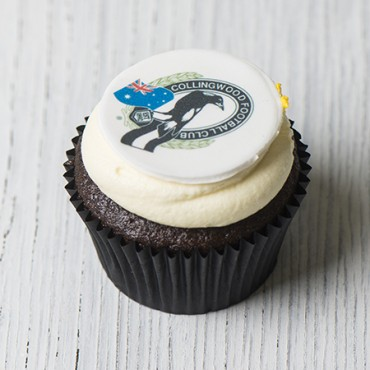 Collingwood Cupcakes