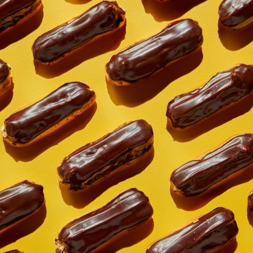 Classic Chocolate Éclairs