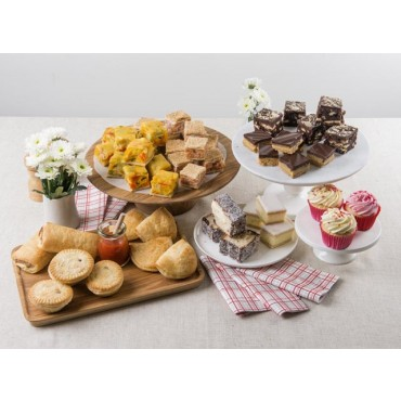 Sweet & Savoury Catering Pack