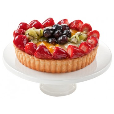 Large Fruit Flan