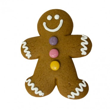 Gingerbread Man - Pack of six
