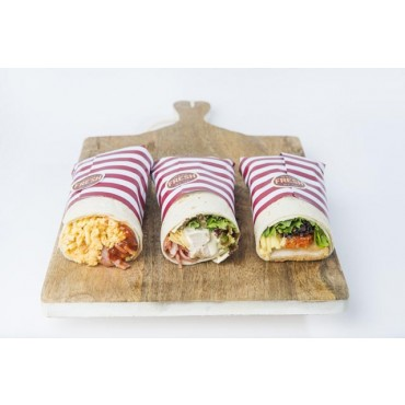 Fresh Eats Wrap Pack
