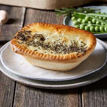 Lamb and Rosemary Pie