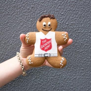 Brendan Nottle Gingerbread Man