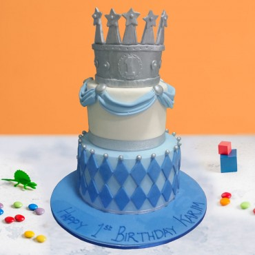 Royal Birthday Cake