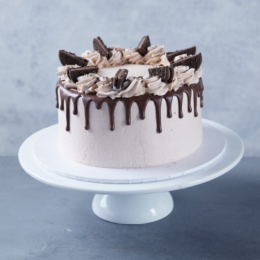 Vegan Chocolate Drip Cake