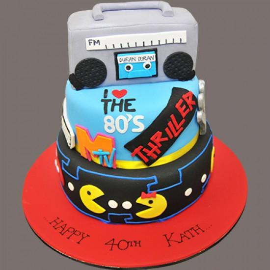 Years Old Birthday Cake Idea