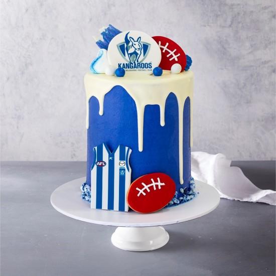 Afl Custom Drip Cake