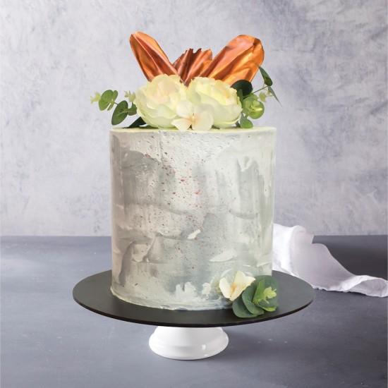 Marbled Buttercream Celebration Cake