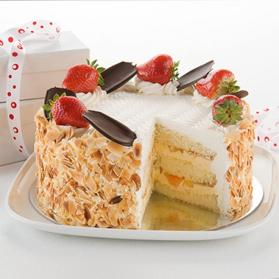 Continental Sponge Cake Recipe
