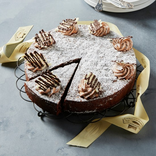 Large Gluten Friendly Chocolate Cake