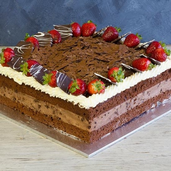 Chocolate Mousse Cake 8 5 Quot