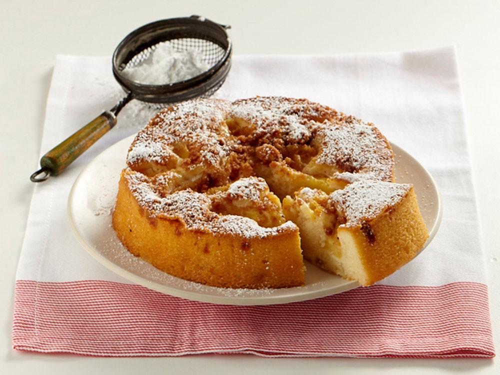 Custard Cream Fridge Cake