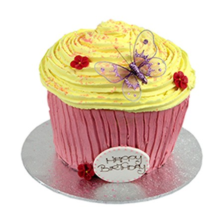 Giant Cup Cake