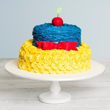 Apple of my eye Custom Birthday Cake