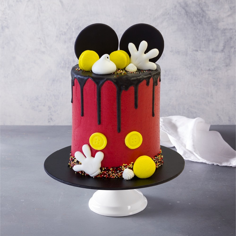 Astounding Mickey The Mouse Birthday Cake Funny Birthday Cards Online Hendilapandamsfinfo