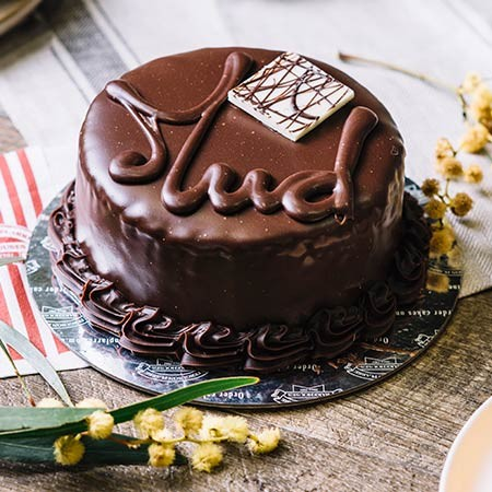 rich chocolate mud wedding cake recipe chocolate mud cake 19225