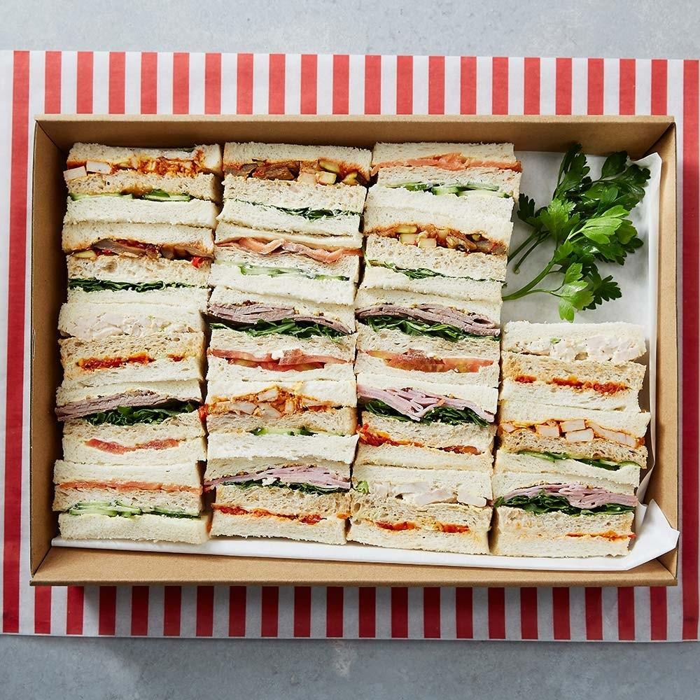 Club Sandwiches Platter