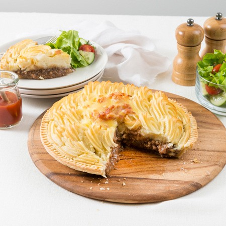 Family Cottage Pie - Slice