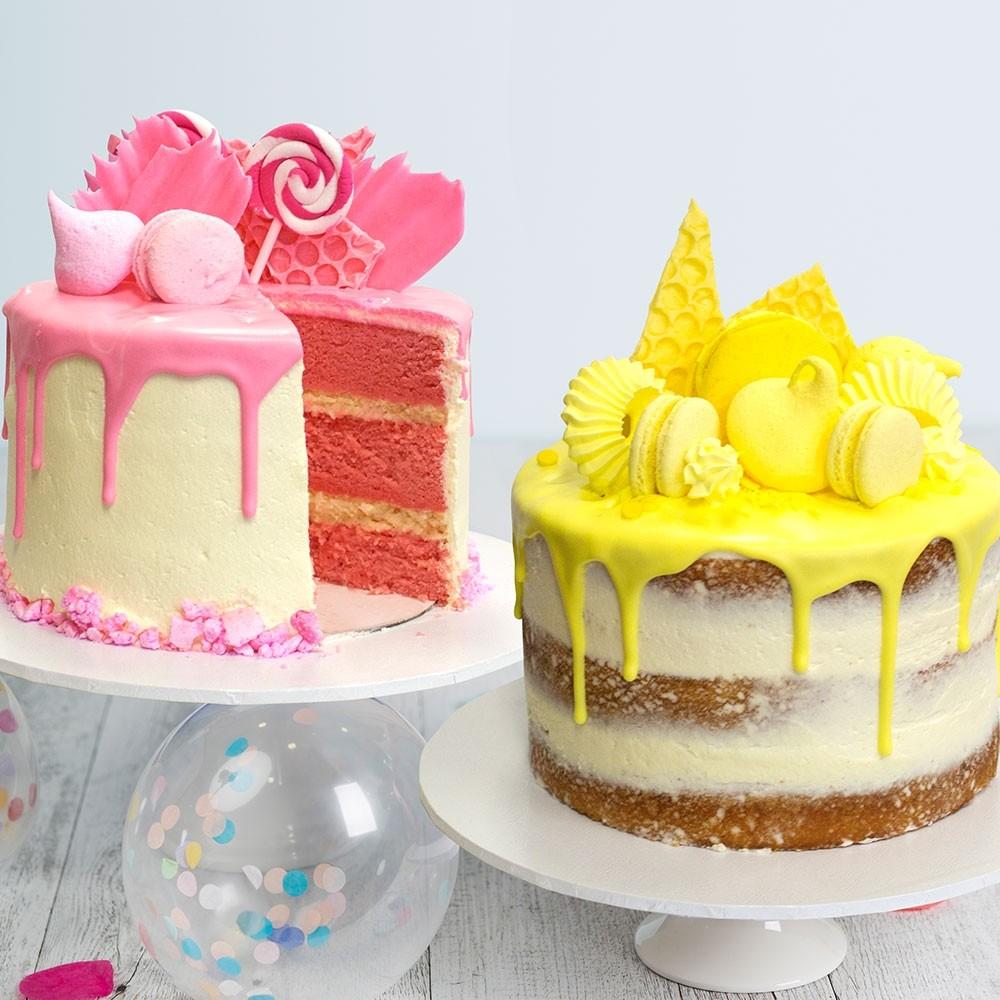 Design A Drip Cake