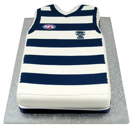 AFL Football Guernsey Cake