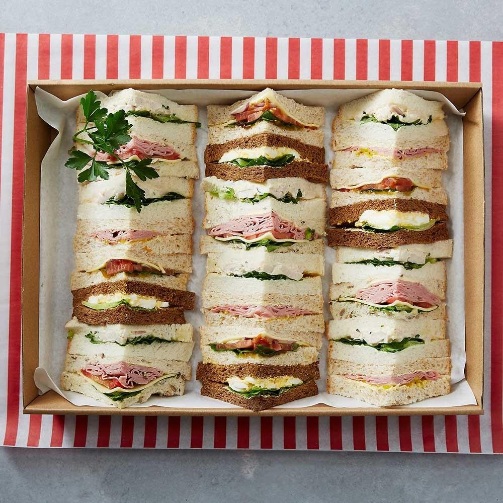 Premium Sandwiches Platter