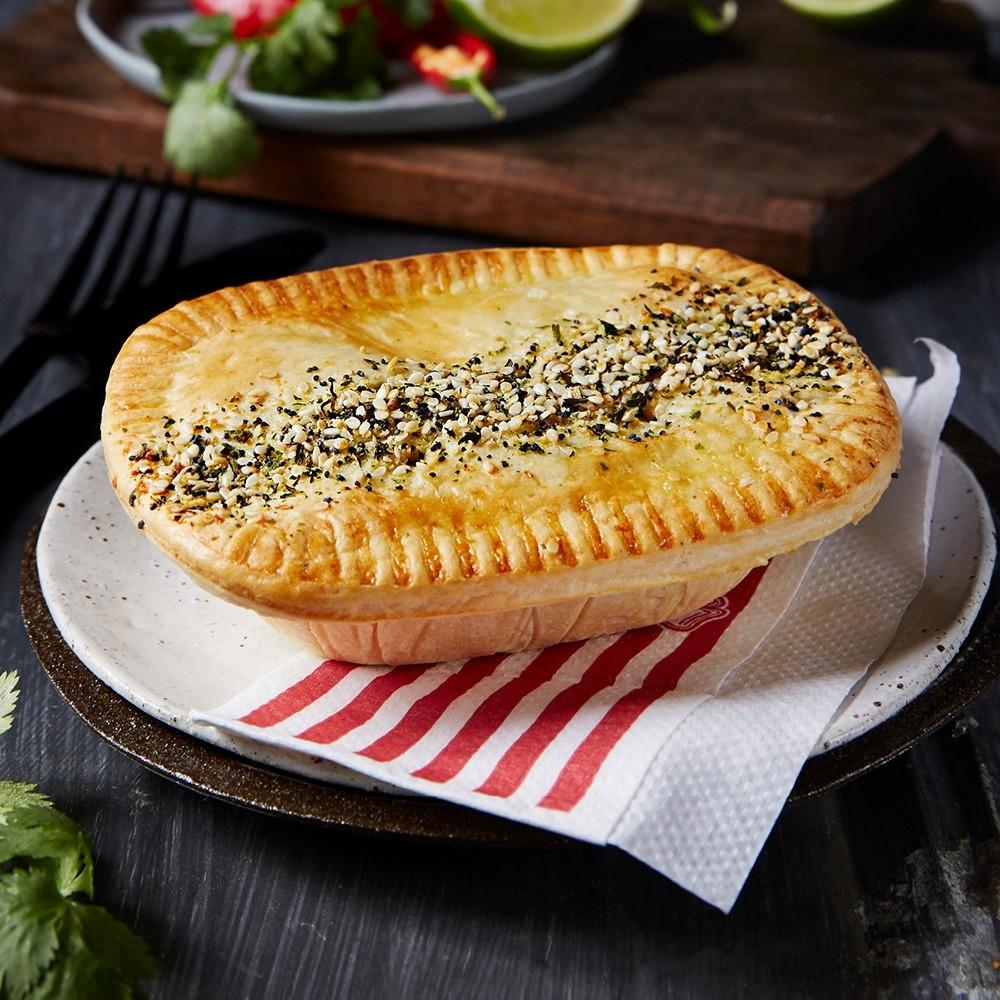 Thai Green Chicken Pie