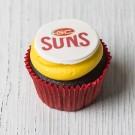 Gold Coast Suns Cupcakes