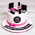 Chanel Custom Cake