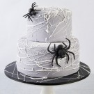 Spiders Web Cake