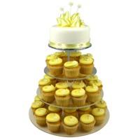 Lemon Cupcake Cake