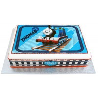 Thomas the Tank Engine Rectangle cake - Large