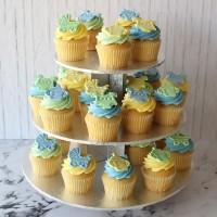 Baby Cupcake Cake