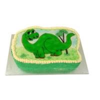 Baby Dinosaur Cake