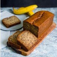 Plarre's Finest Banana Bread
