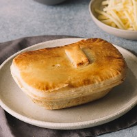 Beef & Cheese Pie