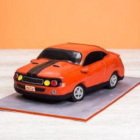 Chevy Birthday Cake