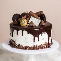 Death by Chocolate Drip Cake
