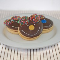 Chocky Bear Biscuits