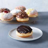 Chocolate Eclair Donut