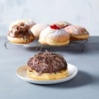 Chocolate Truffle Donut